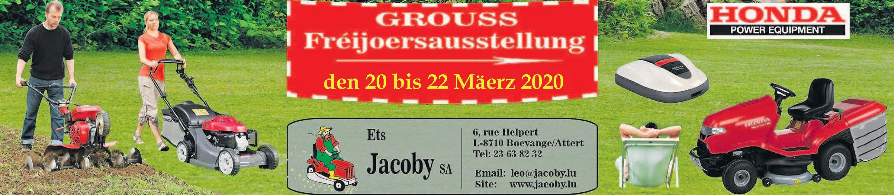 Ets Jacoby SA