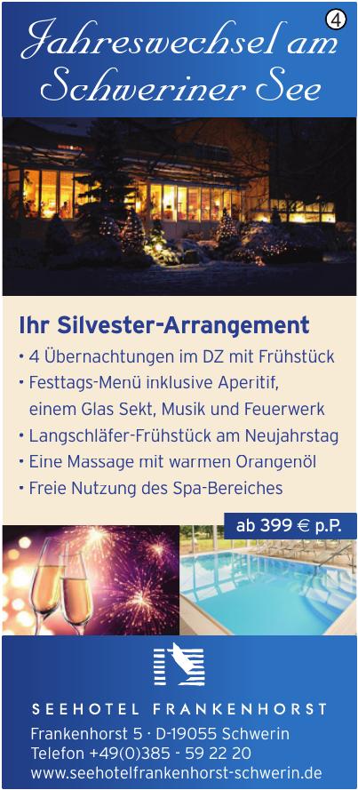 Seehotel Frankenhorst GmbH