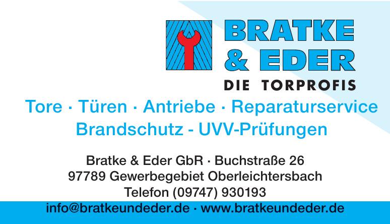 Bratke & Eder GbR