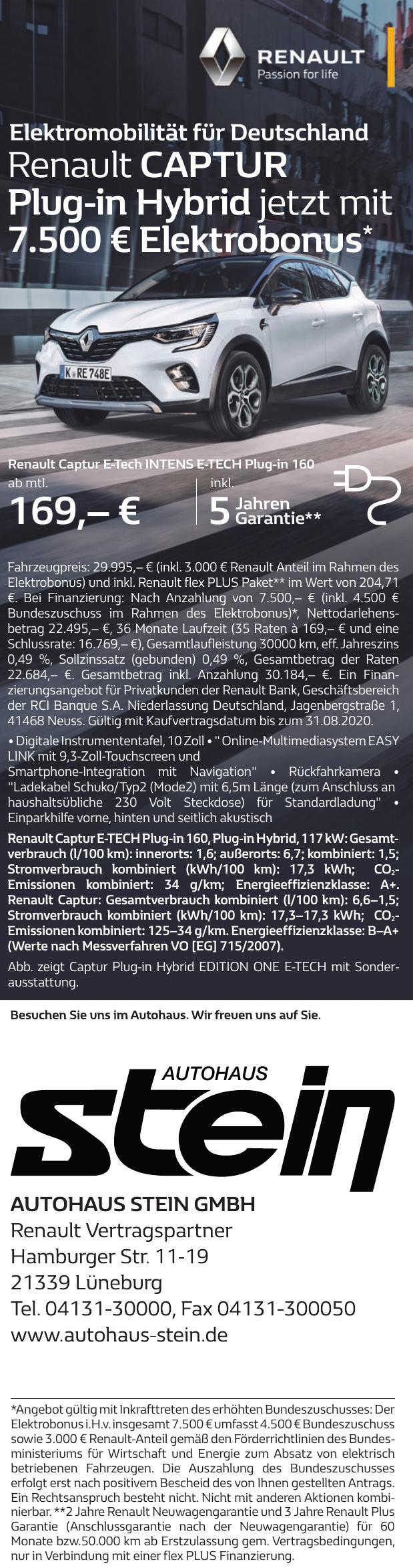 Autohaus Stein GmbH