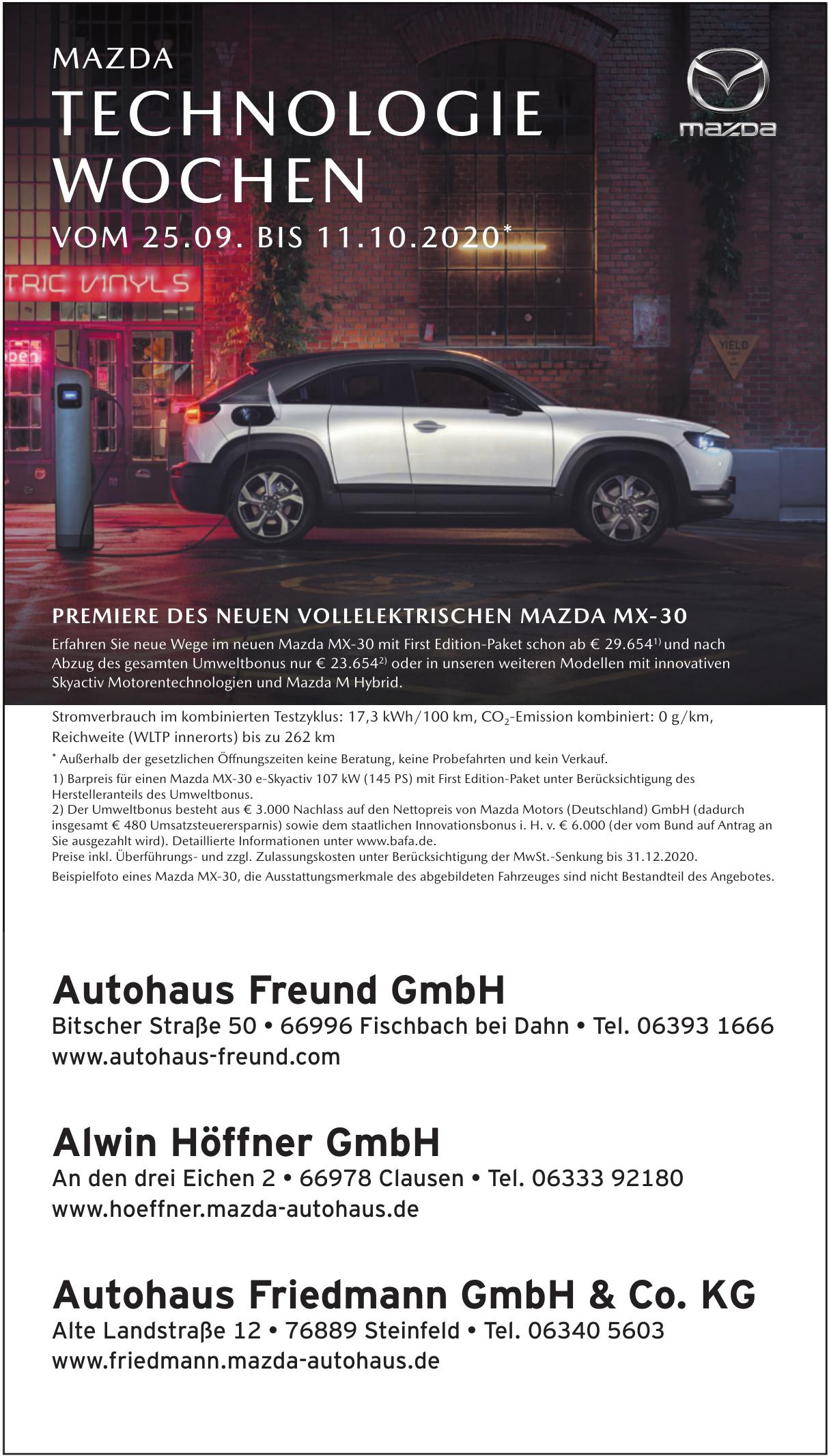 Autohaus Freund GmbH
