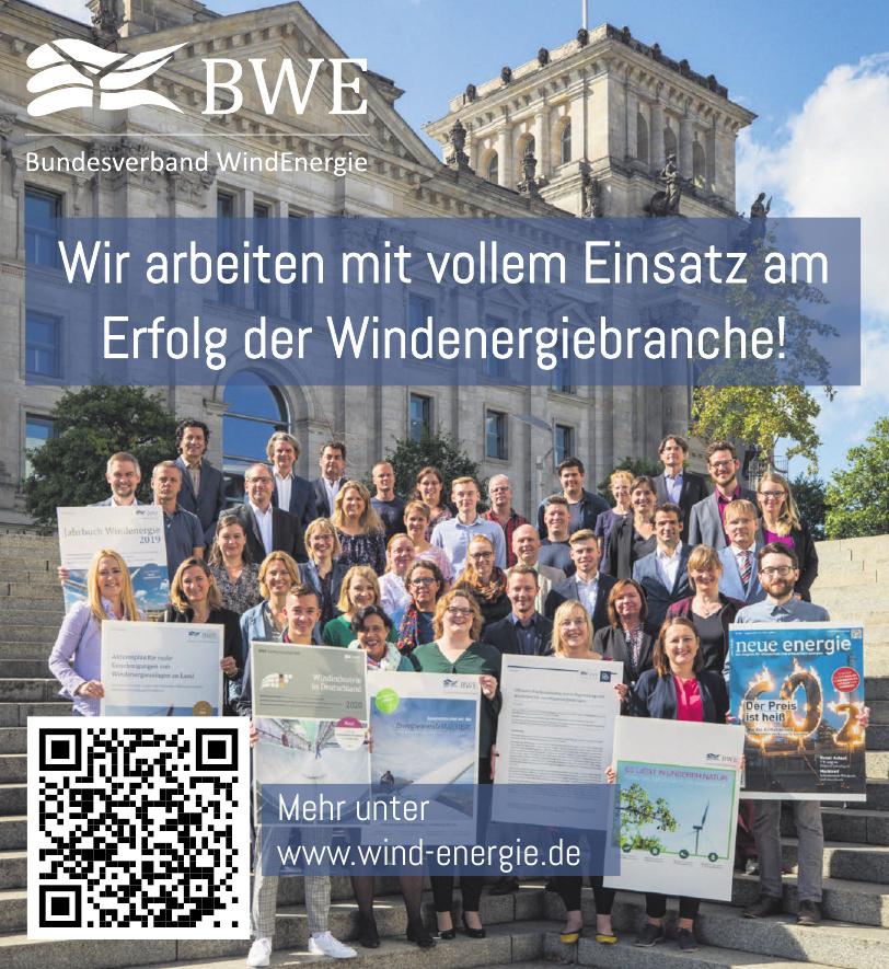 Bundesverband WindEnergie e.V. (BWE)