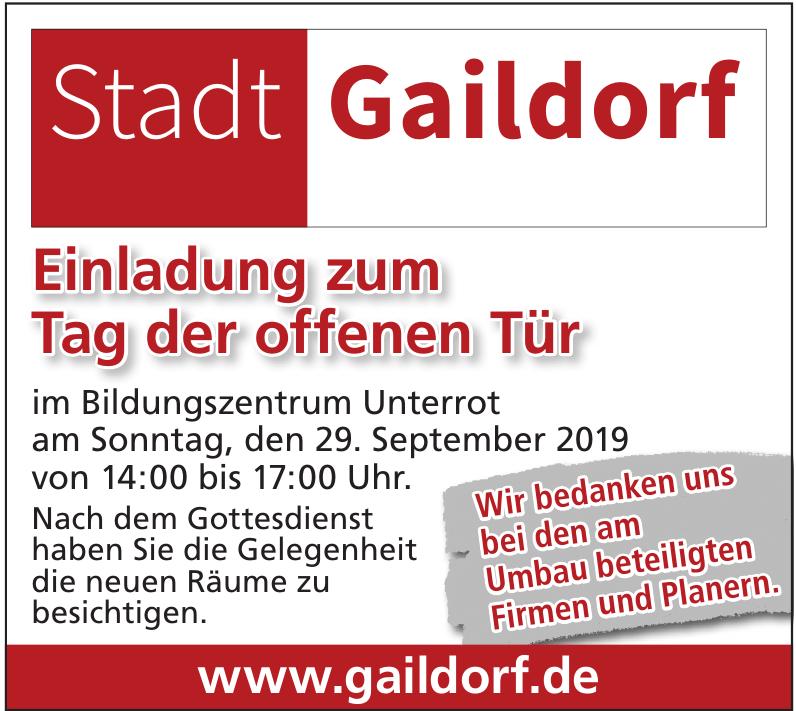 Stadt Gaildof