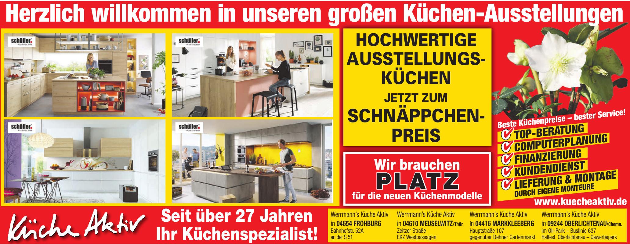 Werrmann's Küche Aktiv