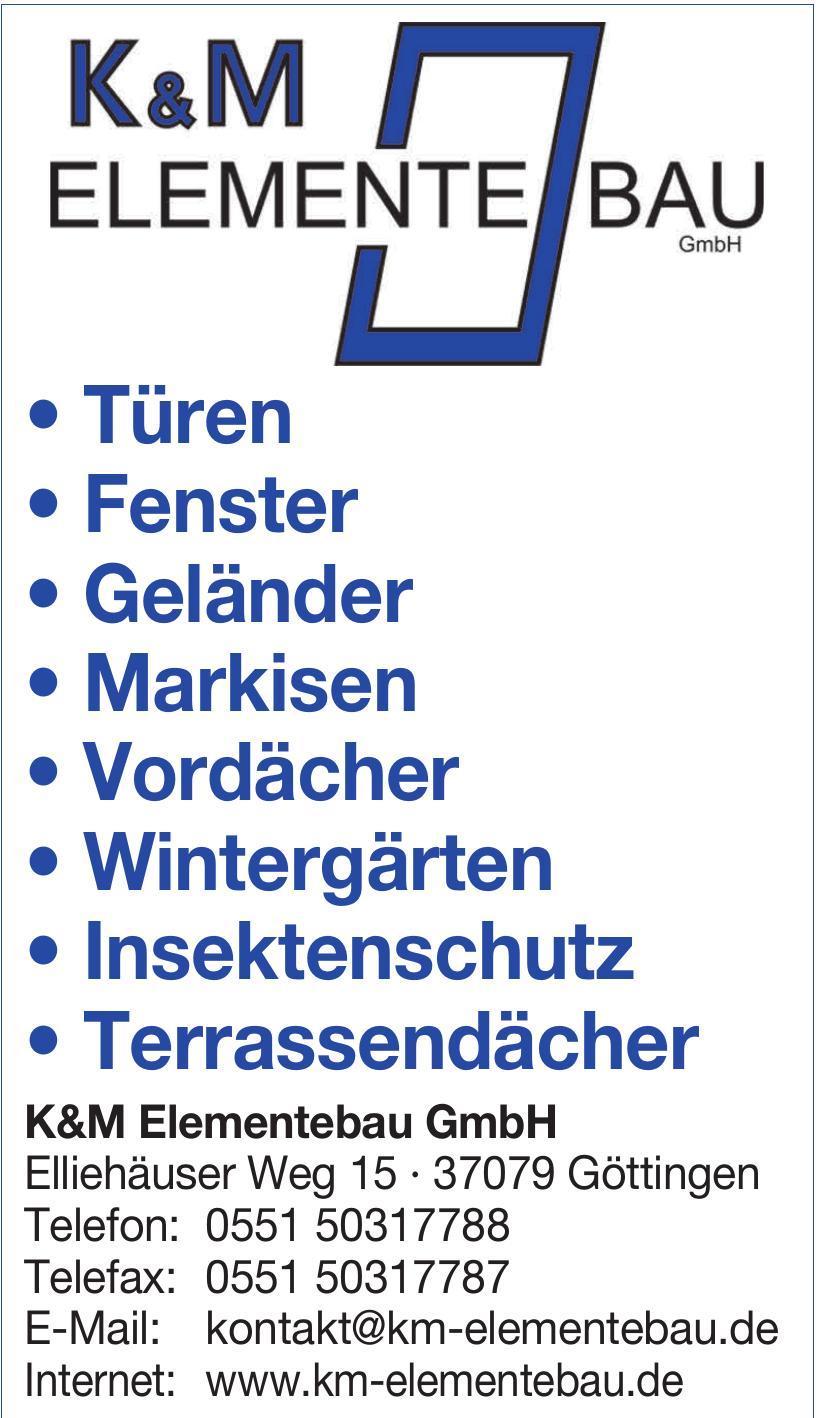 K&M Elementebau GmbH