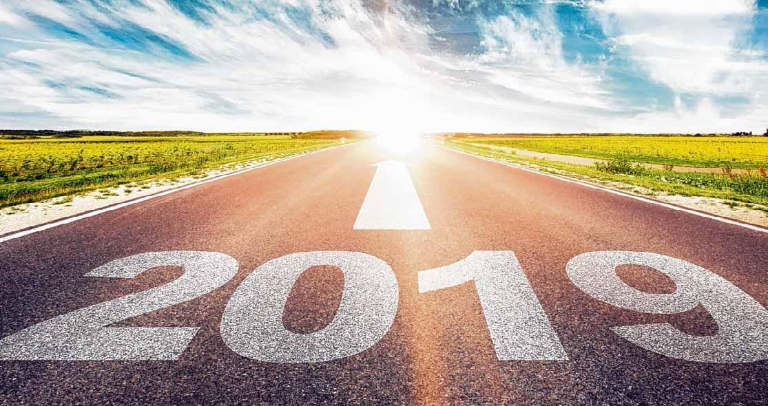Einen Ausblick auf das Jahr 2019 gibt diese Beilage. Foto: stock.adobe.com