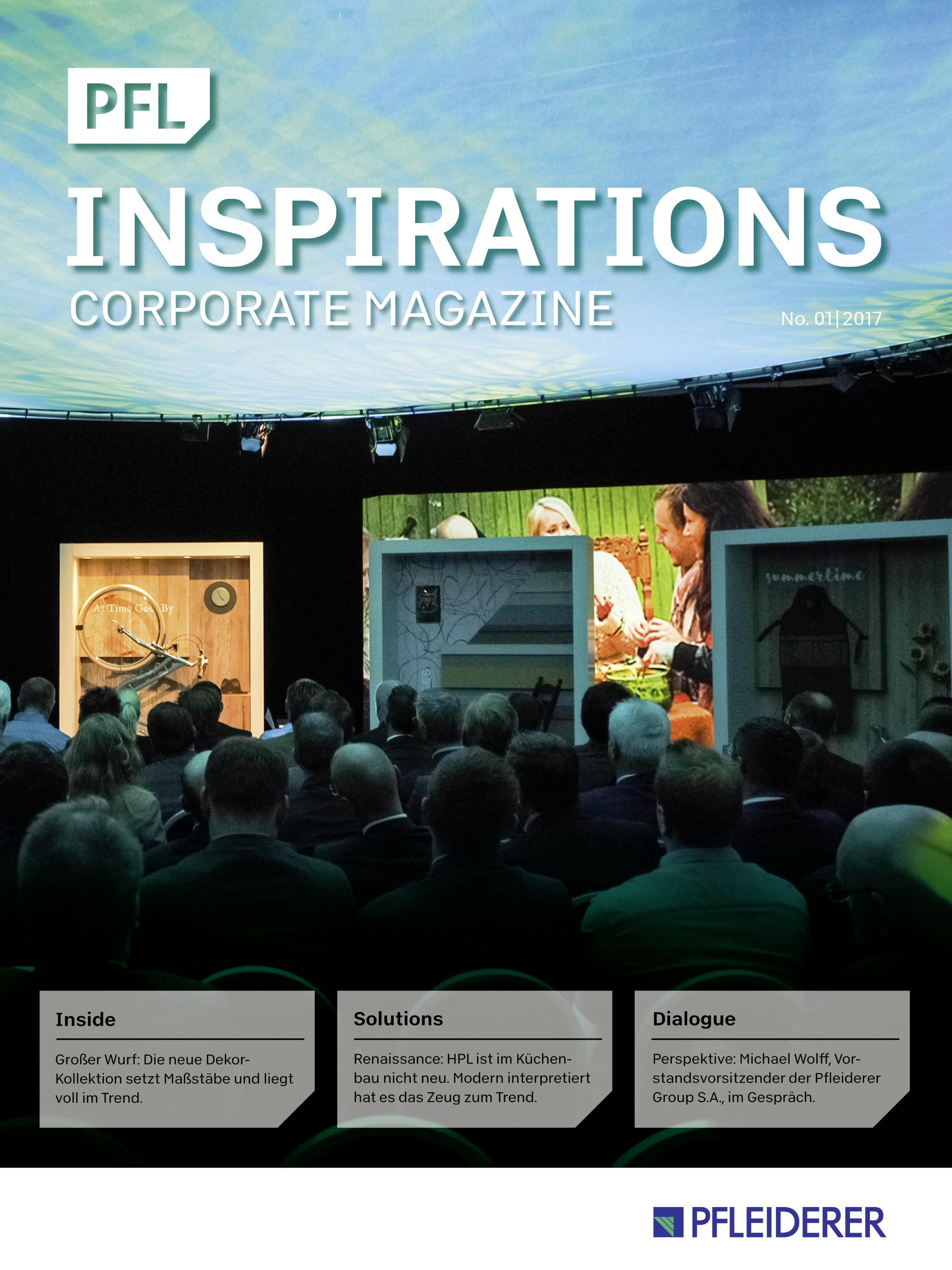 PFL Inspirations 1/17