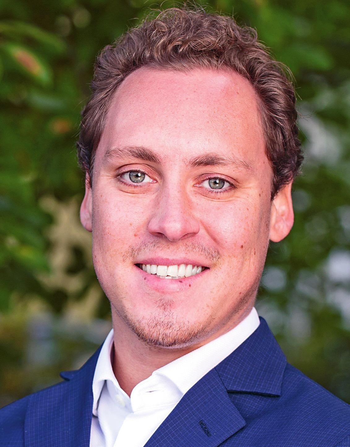 Fabian Mendel, Geschäftsführer Venso EcoSolutions GmbH.