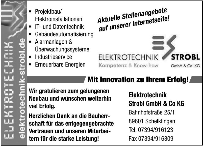 Elektrotechnik Strobl