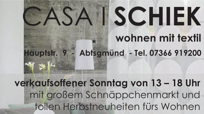 Casa Schiek