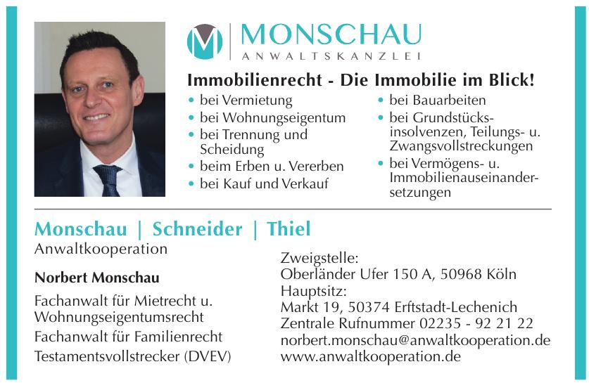 Monschau Anwaltskanzlei