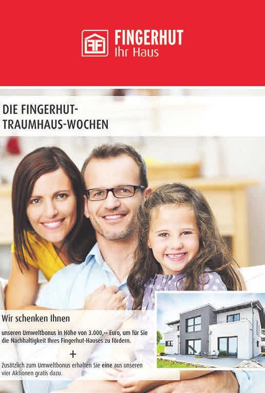 Fingerhut Haus ist 115-jährige Bautradition und Expertise – aus Deutschland. Foto: privat