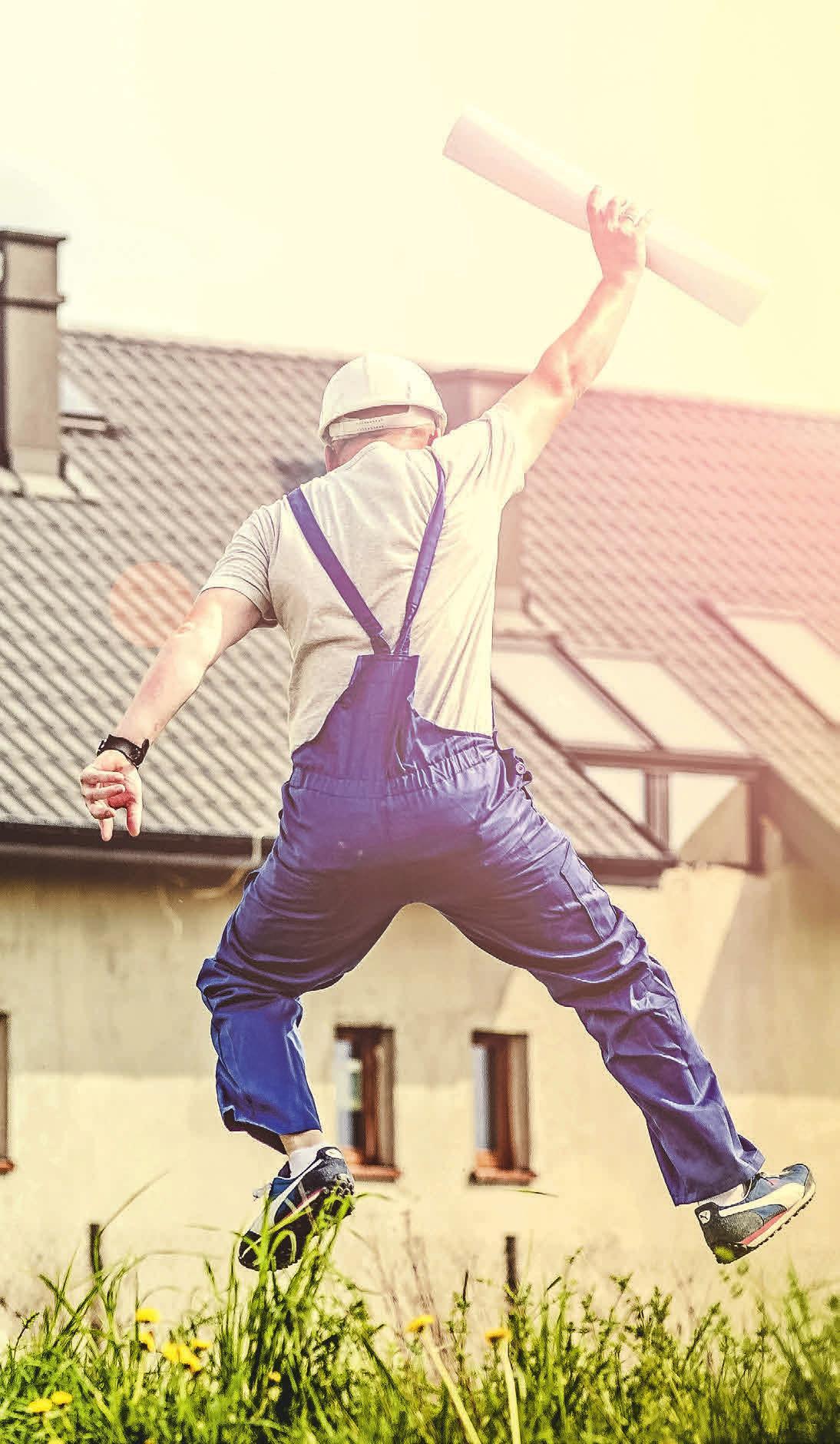Handwerker werden immer gebraucht – gestern, heute und auch in Zukunft: Die Perspektiven sind also mehr als gut. Foto: pxhere.com