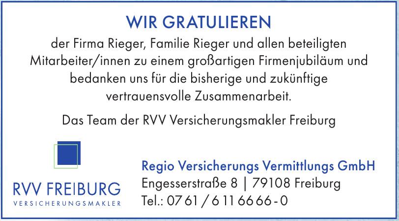 Regio Versicherungs Vermittlungs GmbH