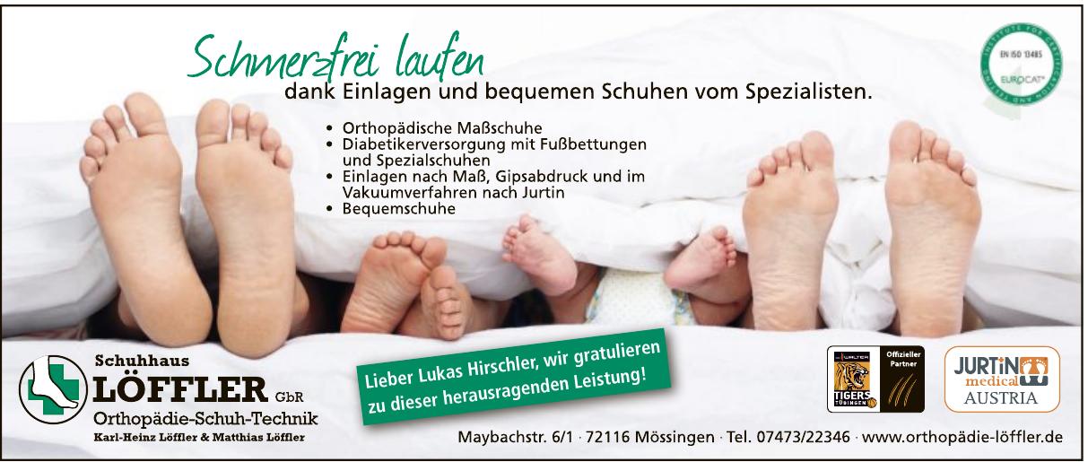 Schuhhaus Löffler GbR
