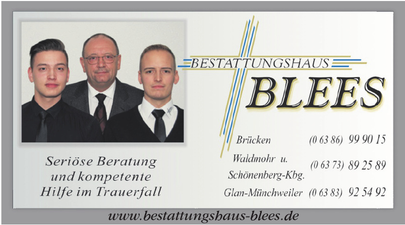 Bestattungshaus Blees