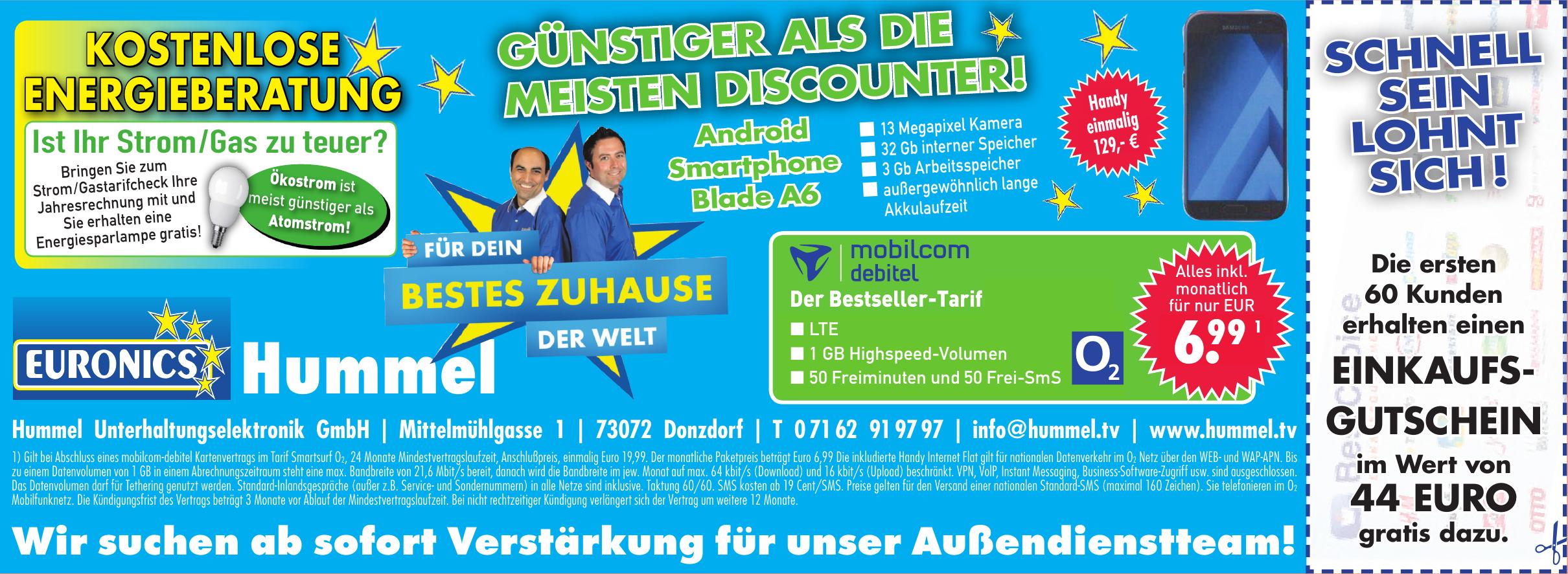 Hummel Unterhaltungselektronik GmbH