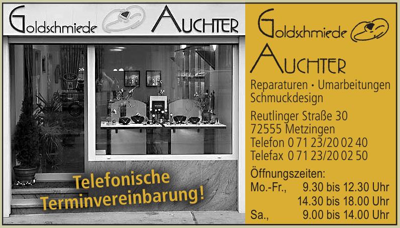 Goldschmiede Auchter