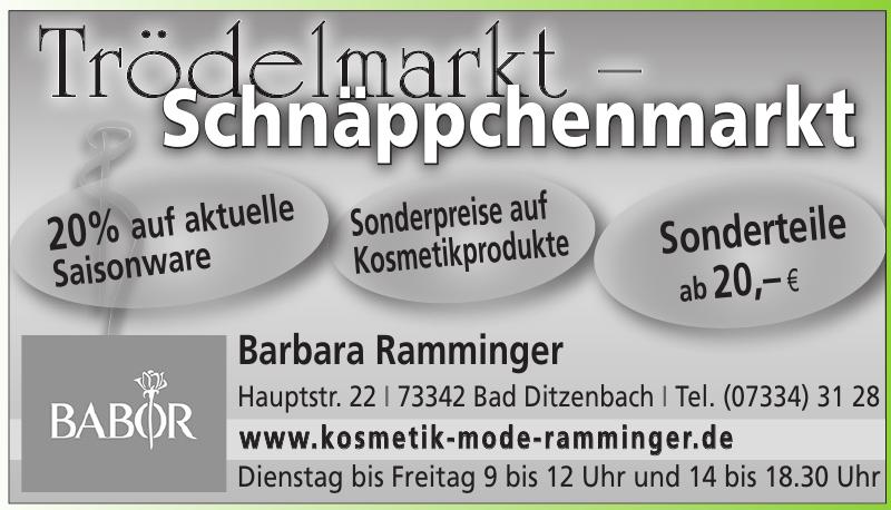 Barbara Ramminger