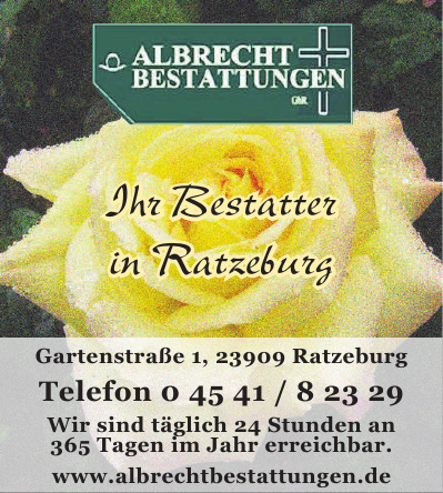 Albrecht Bestattungen GbR