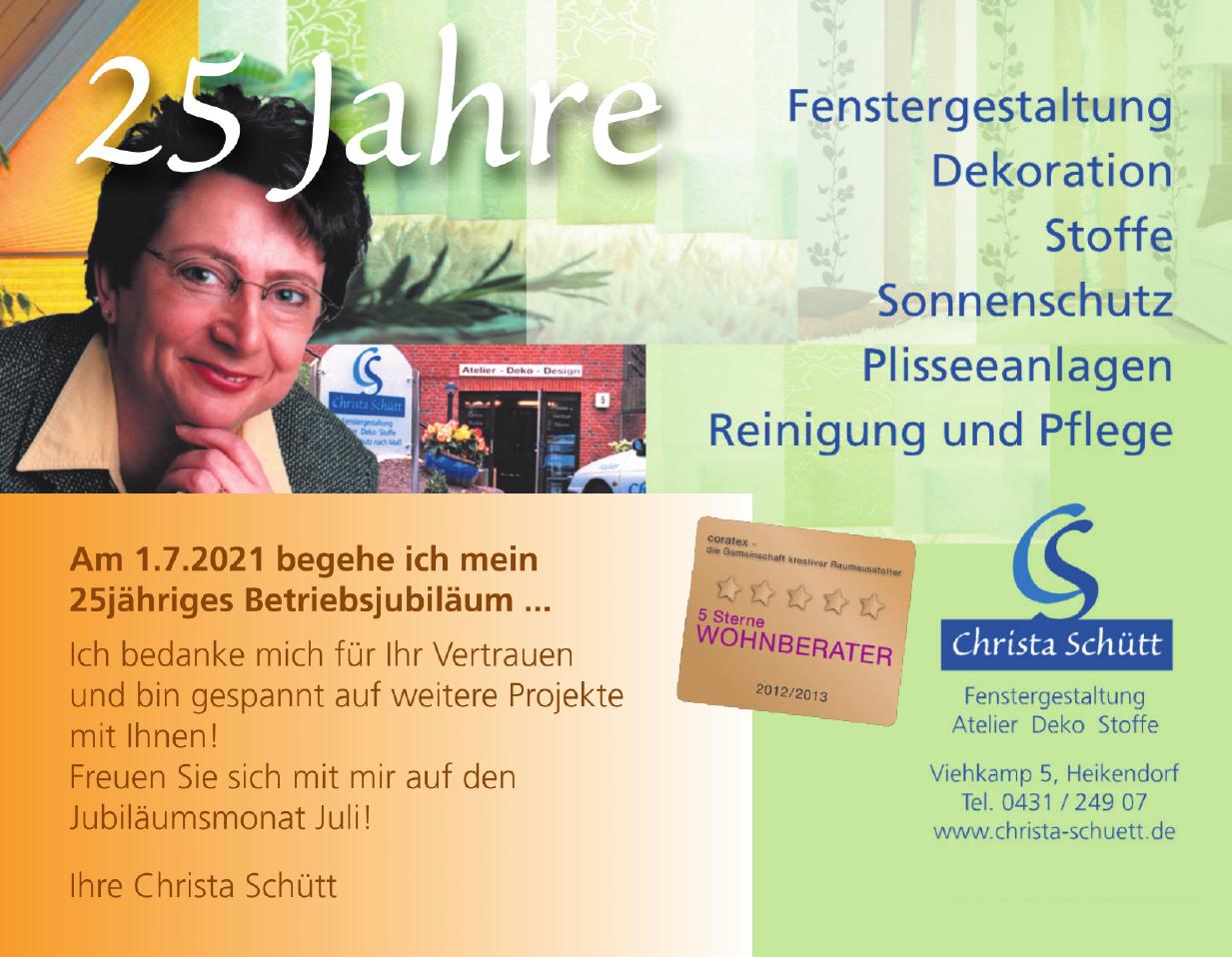 Christa Schütt Atelier