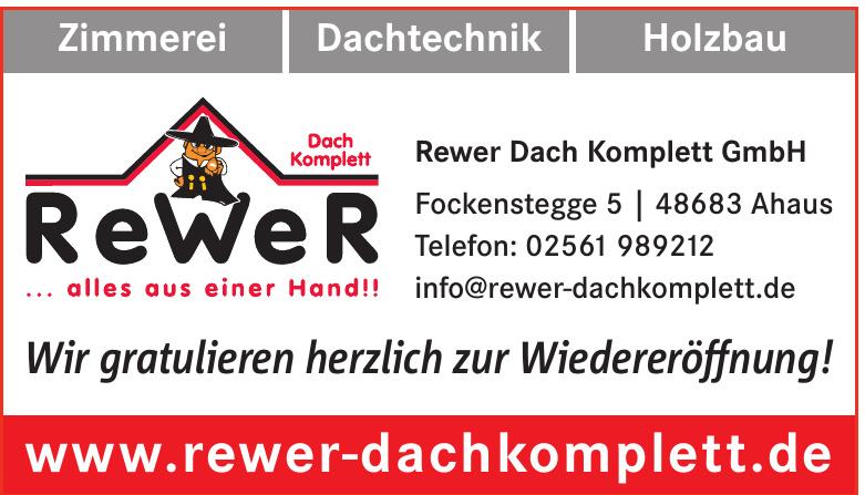 Rewer Dach Komplet GmbH