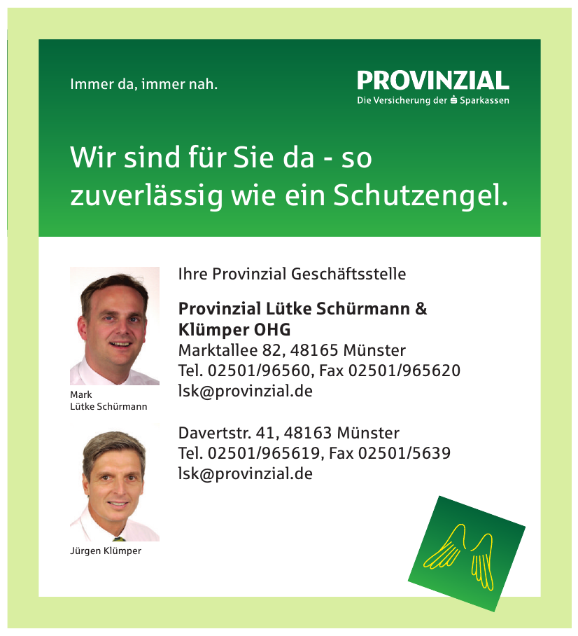 Provinzial Lütke Schürmann & Klümper OHG