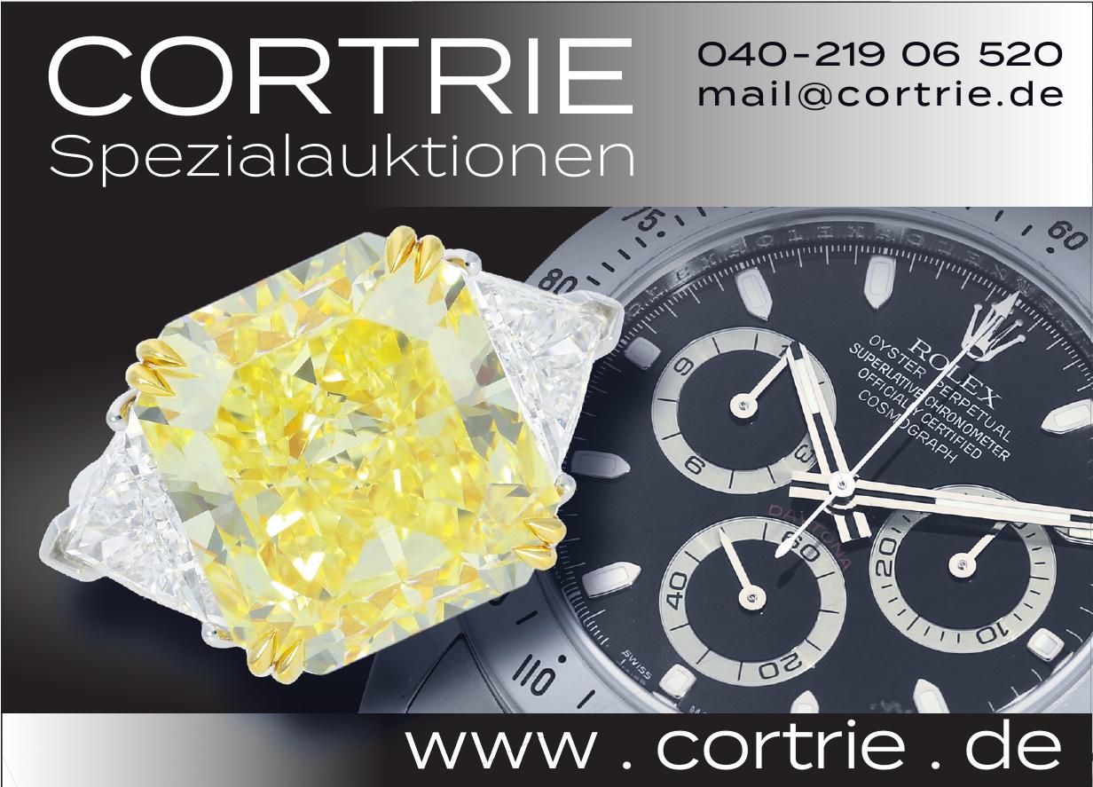 Cortrie Spezial-Auktionen