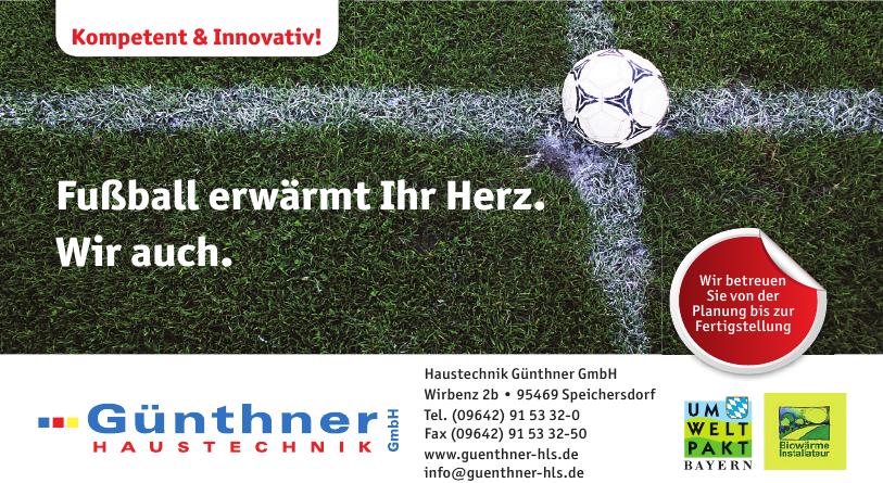 Haustechnik Günthner GmbH