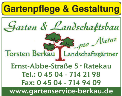 Garten- & Landschaftsbau Torsten Berkau