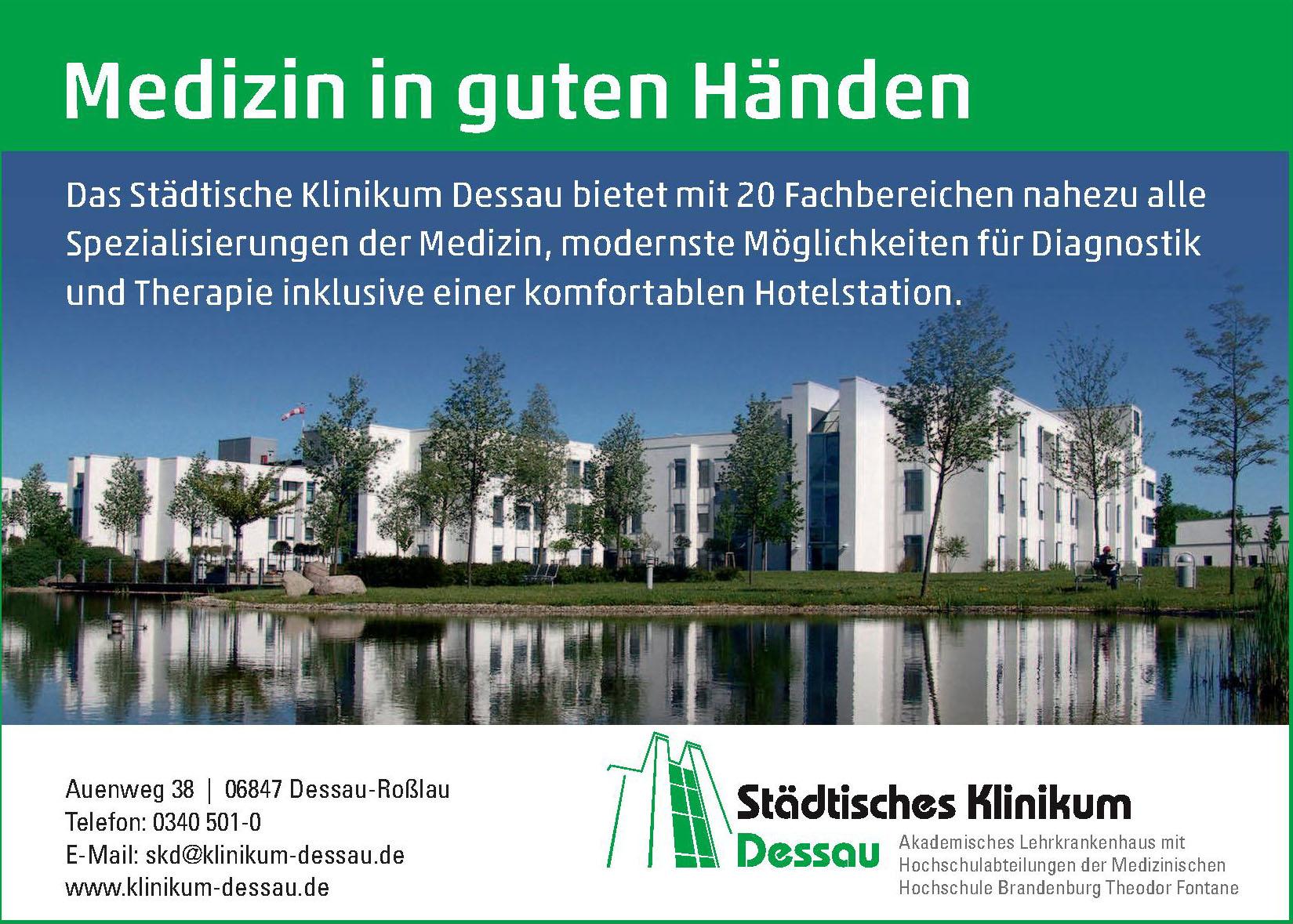 Städtisches Klinikum Dessau