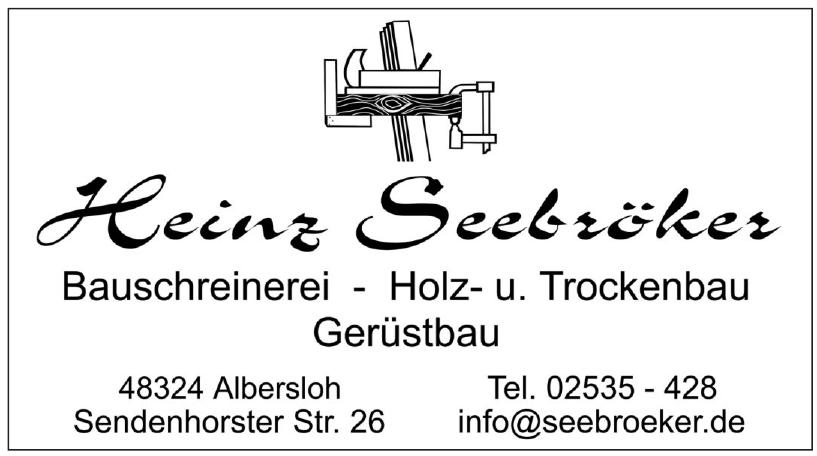 Heinz Seebröker