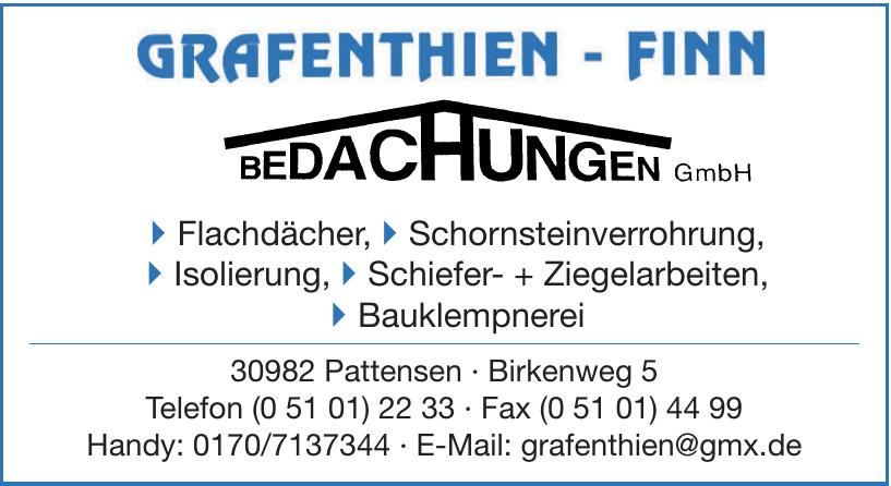 Grafenthien Bedachungen GmbH