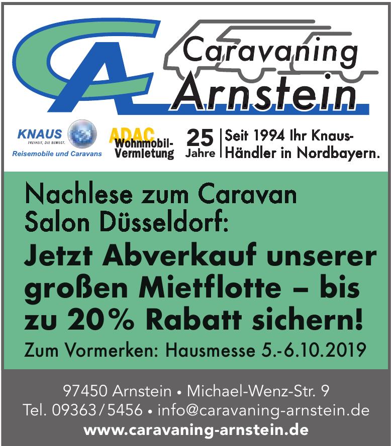 Caravaning Arnstein