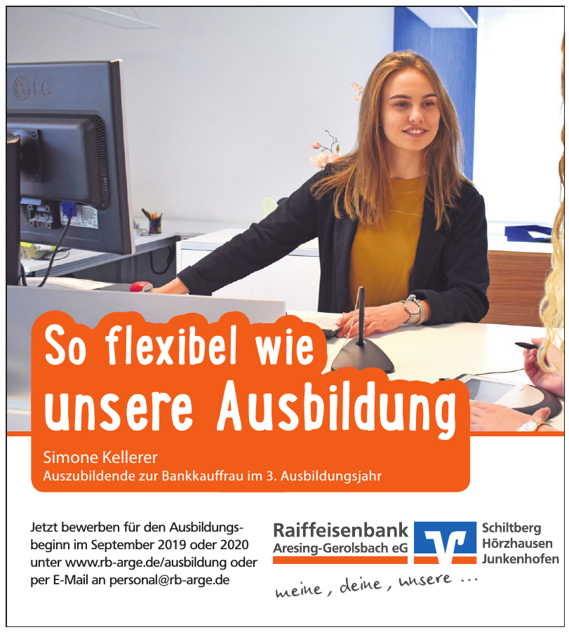 Raiffeisenbank Aresing-Gerolsbach eG