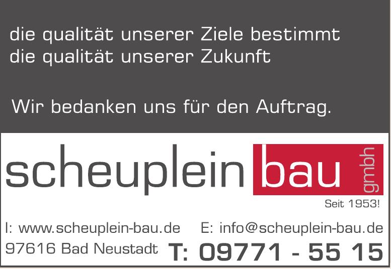 Scheuplein Bau GmbH