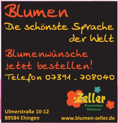 Zeller Blumenhaus Gärtnerei