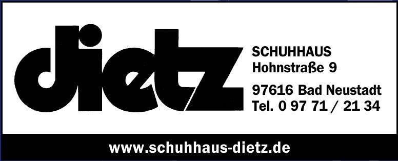Schuhhaus Dietz