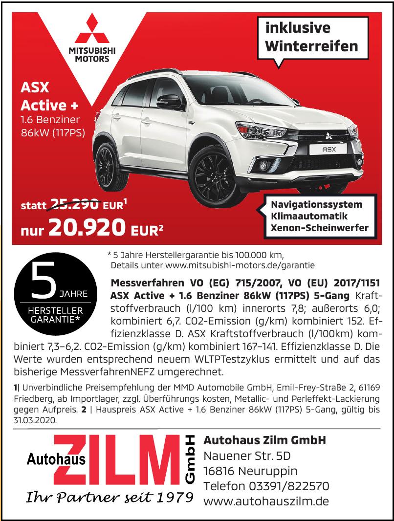 Autohaus Zilm GmbH