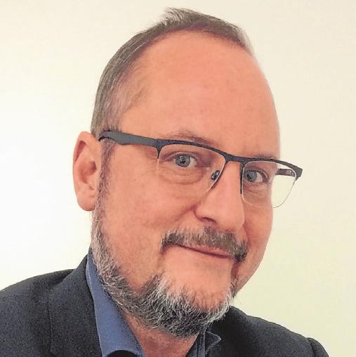 Rechtsanwalt Wolfdietrich Axmann Foto: privat
