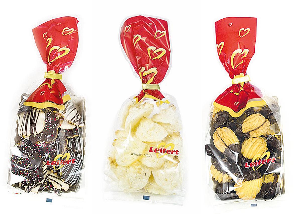 Kekse aus der Leifert-Backstube.