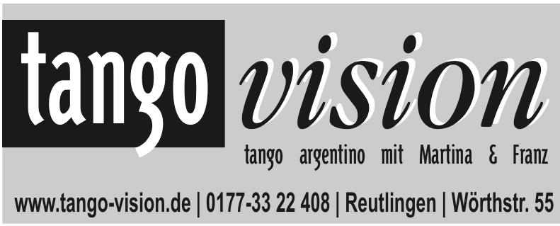 Tango Vision