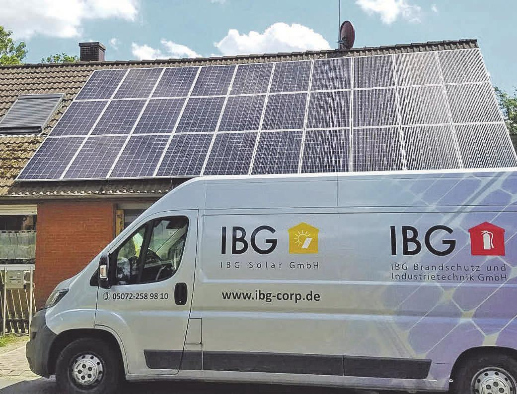 Die IBG bietet ein Rundum- Sorglos-Paket für Privatkunden an. Foto: IBG