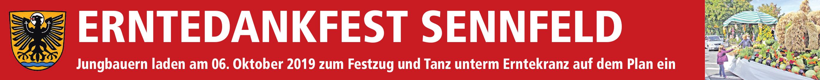 Erntedankfest Sennfeld Image 1