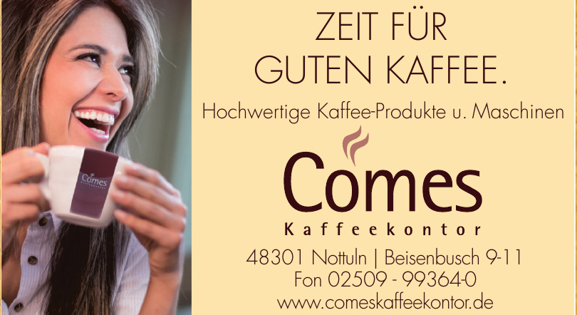 Comes Kaffeekontor GmbH