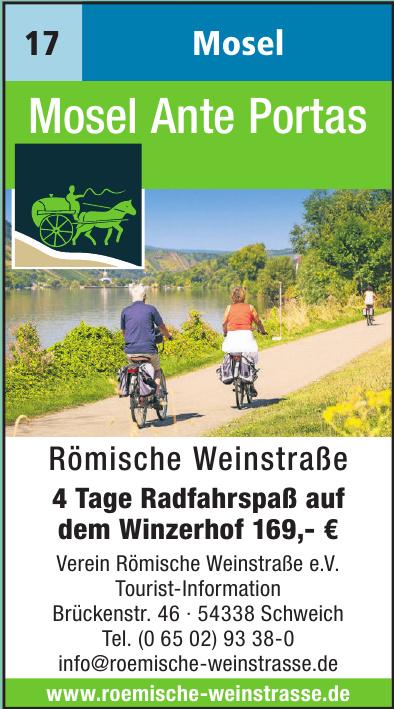 Verein Römische Weinstraße e.V.