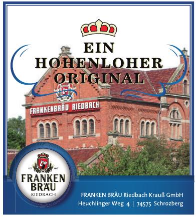 Franken Bräu Riedbach Krauß GmbH