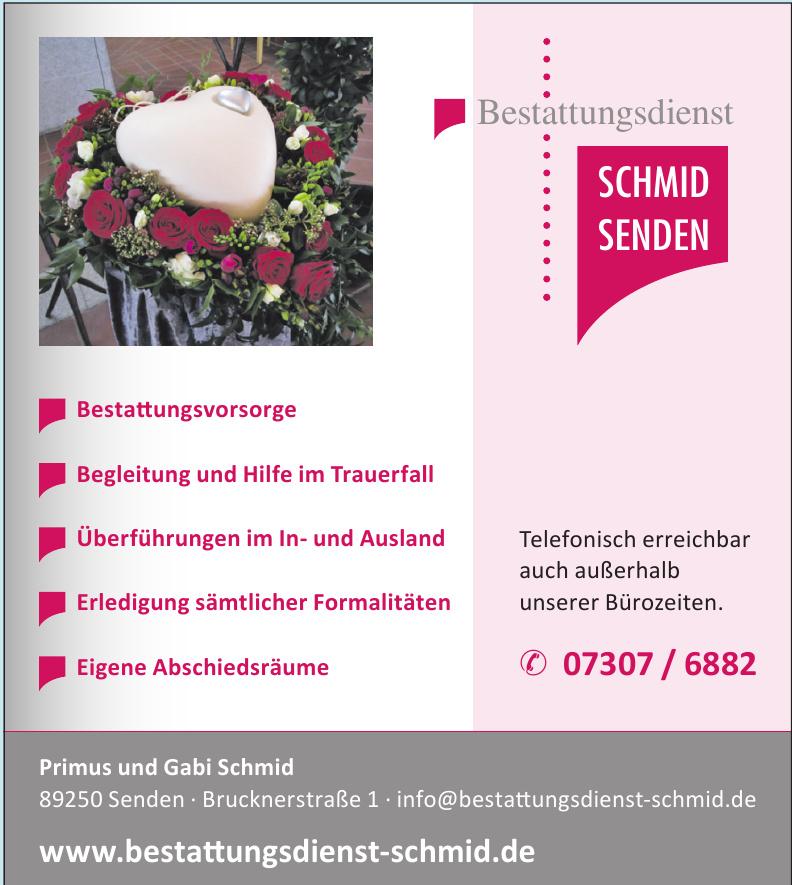Bestattungsdienst Schmid