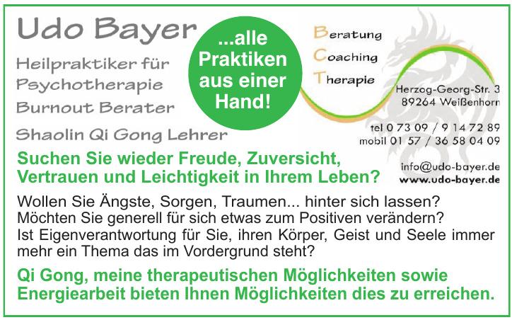 Udo Bayer