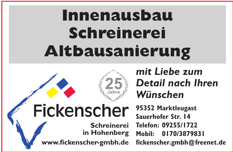 Fickenscher GmbH